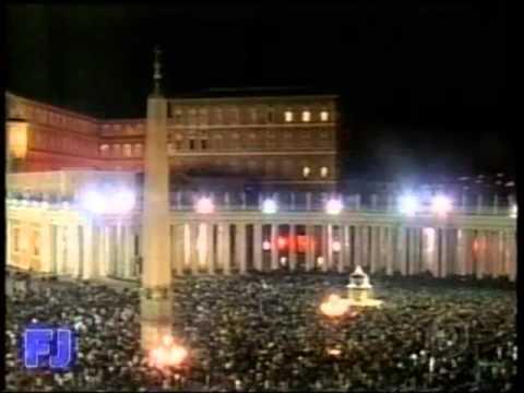 JN -  Morte Papa João Paulo II (escalada e inicio)