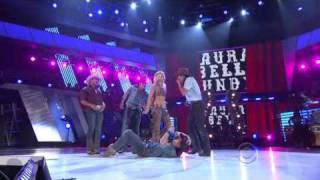 Laura Bell Bundy Giddy On Up ACM April 18, 2010.avi