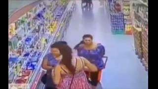 En İlginç Hırsızlık Videoları (Güvenlik Kamerası)