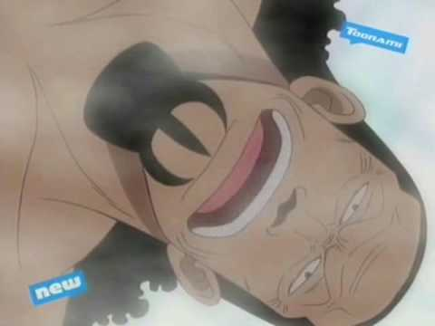 One Piece 4Kids Dub - Alabasta Bath Scene