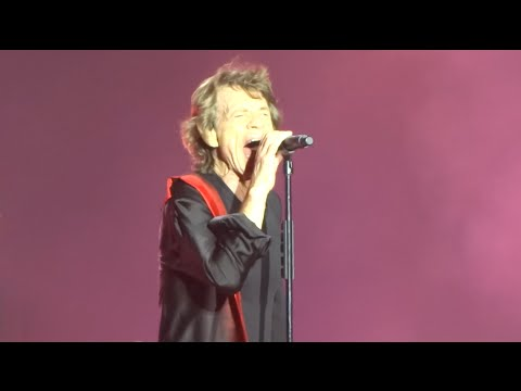 "Rolling Stones ""Out of Control"" Indianapolis, IN 7-4-2015"