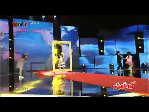Đồ rê mí 2014: Chiếc thuyền nan - Thu An, Bảo Châu, Tấn Minh, Bảo Ngọc