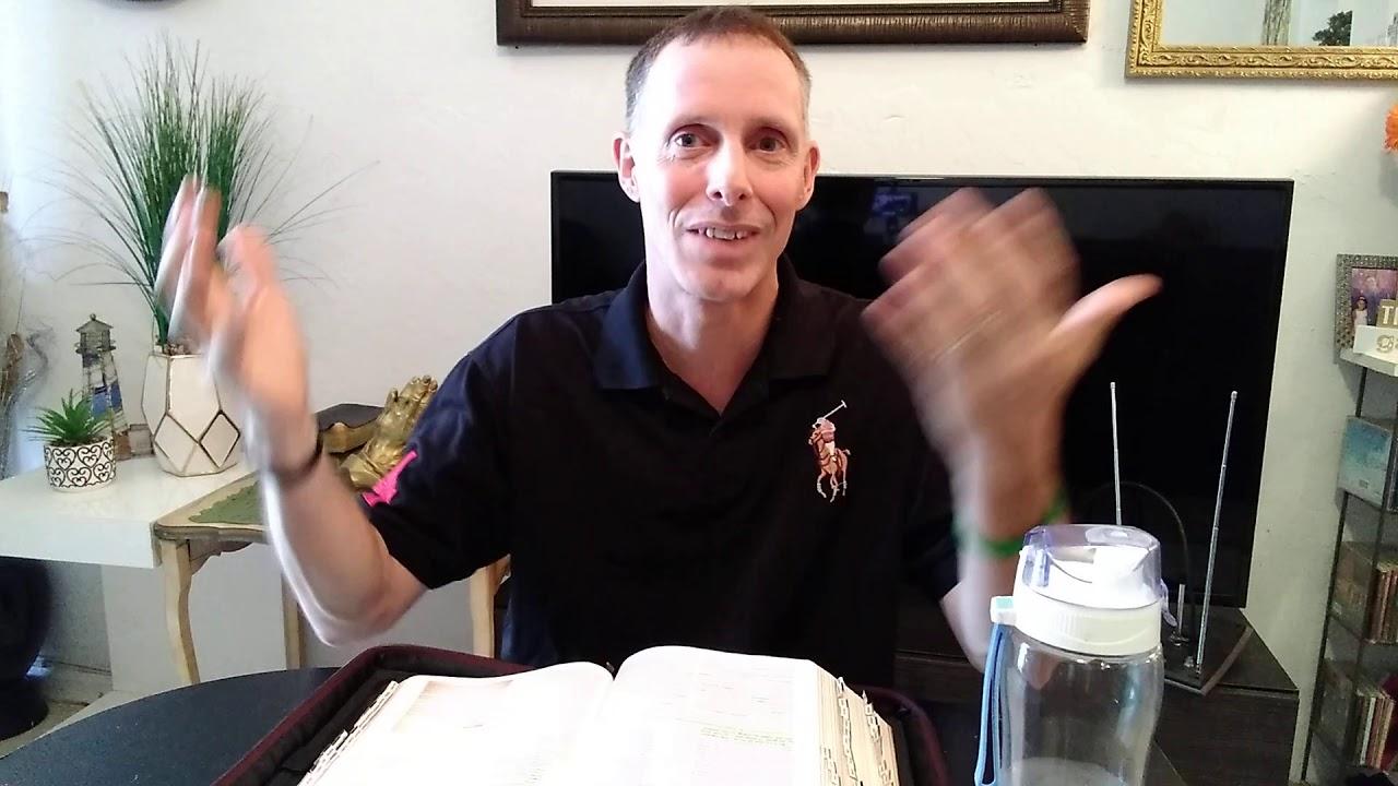Romans 8:28-39 Bible Study