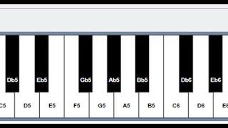 Cloud Piano Full Gameplay Walkthrough