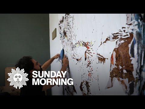 Making His Mark: Lisbon Street Artist Vhils