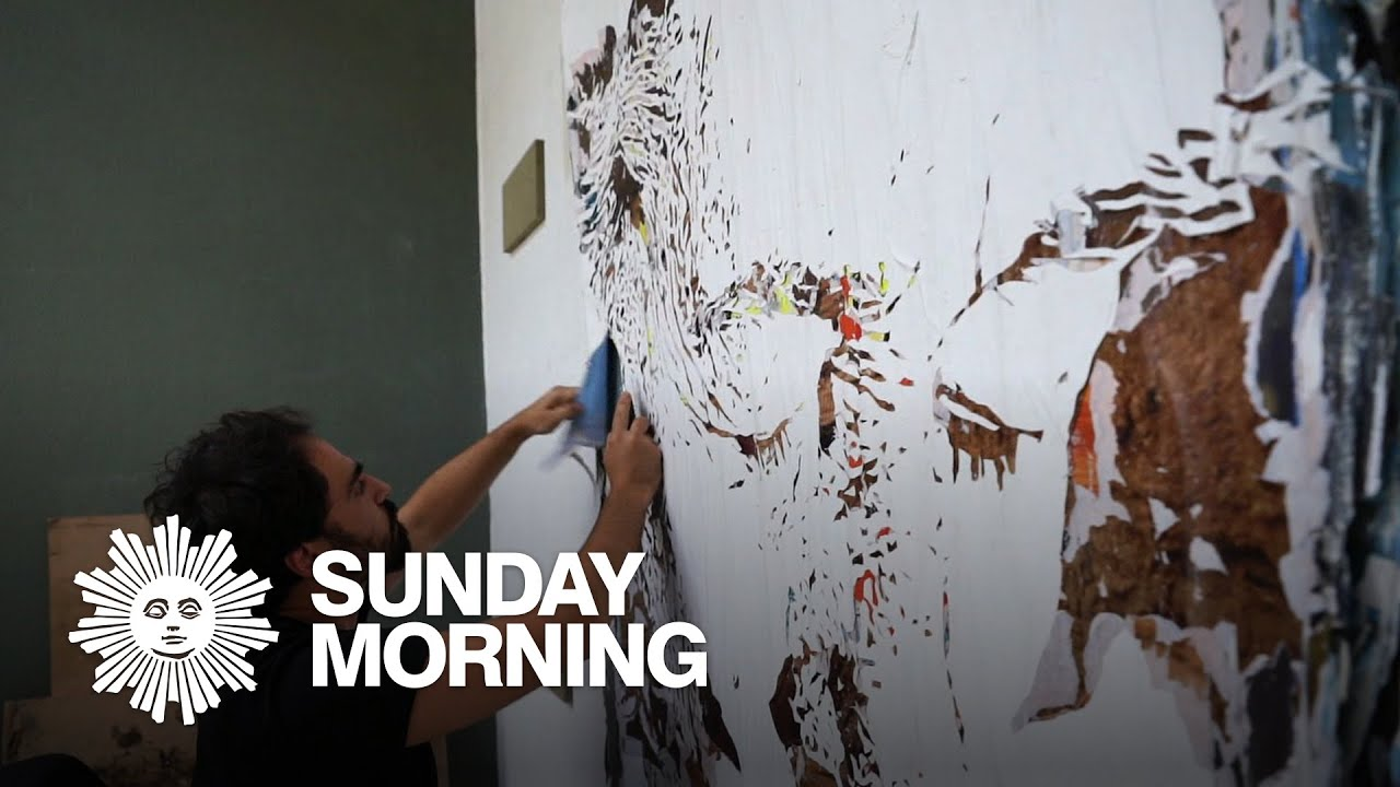 Making his mark: Lisbon street artist Vhils