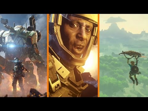 """Titanfall on Switch: """"F**K No"""" + Call of Duty Beats Battlefield + How Big is Zelda? - The Know"""
