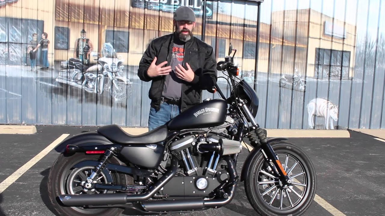Harley Davidson Xl  Sportster Specs