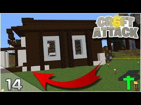Earlis Haus verschieben! - 2 Phasen Troll mit Style!  | Craft Attack: 6 | #14 | Items4Sacred [GER]