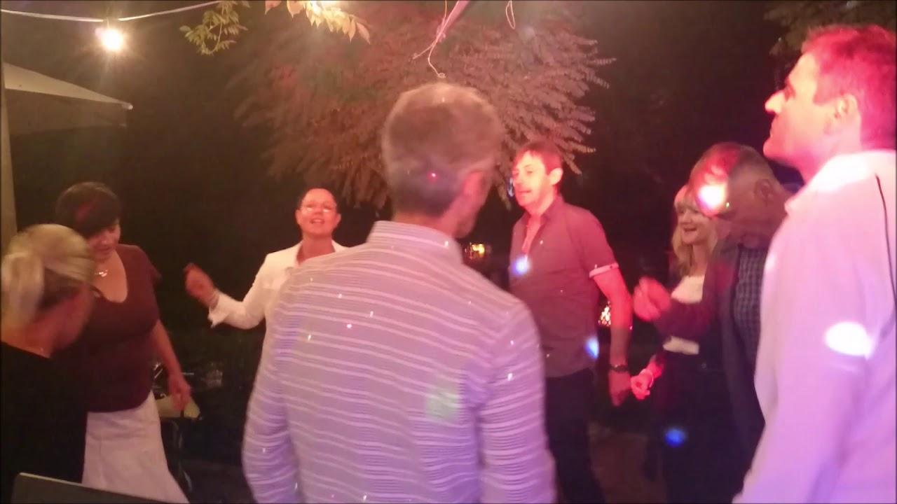 DJ Sunshine in Action @ 50. Geburtstag