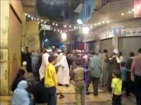Moulid in Sayeda Zeinab, Cairo