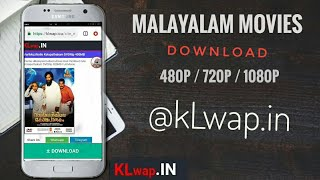 How to download movies from klwap.in movie download website