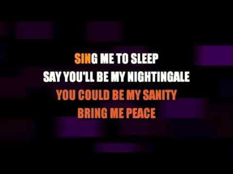Nightingale   Demi Lovato   Karaoke Version