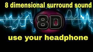 Expert Jatt Song ( 8D Audio )  Use your Headphone