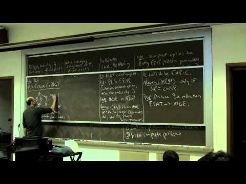 Algorithmic Game Theory, Lecture 20 (Mixed NE and PPAD-Completeness)