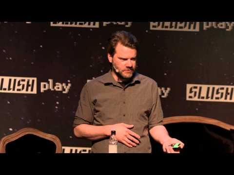 Slush PLAY 2015 - Chet Faliszek, Writer at Valve Corporation