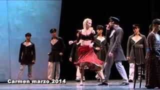Carmen al Teatro Massimo