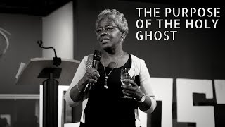 """The Purpose of the Holy Ghost"" Pastor Yolanda M. Hunt // Sunday 1-13-19"