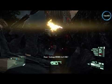 Crysis 2 - A Walk in the Park HD gameplay