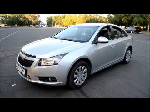 Тест Драйв Chevrolet Cruze 1.8 AT LS производства Azia Avto
