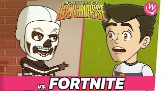 Monsters of Kreisklasse: Fortnite vs. Borussia Hodenhagen