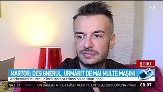 Răsturnare de situație în cazul morții lui Răzvan Ciobanu. Un martor susține că designer-ul a