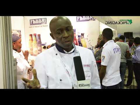 Nigeria Packaging TV:  Food West Africa 2017 Interview Tunde Ogunride, CEO, Just Food.