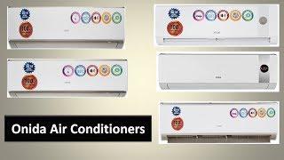 Top 5 Onida Split Air Conditioners (3-2 Star) | 2019 Budget Onida Split AC Price in India