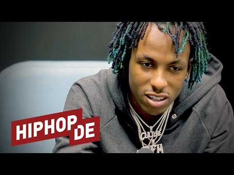Mixtapes mit Migos, mit Future auf Tour: Rich the Kid über Kendrick, ATL uvm. (Interview) – US+A