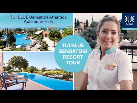 TUI SENSATORI Atlantica Aphrodite Hills | Resort Tour