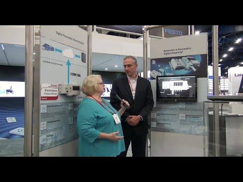 2017 Automation Fair Event: Festo Corp.