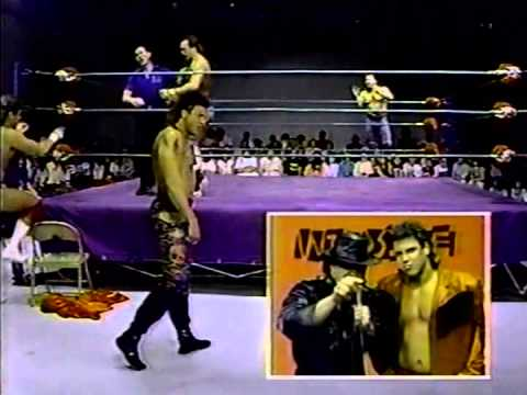 CWA (Memphis) Championship Wrestling-June 17, 1989 1 of 2