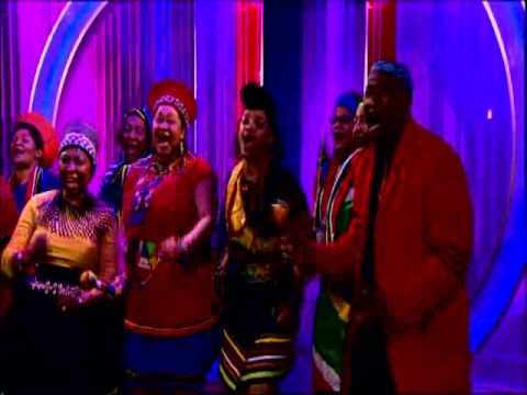 South African Cultural Talent UK Choir BBC