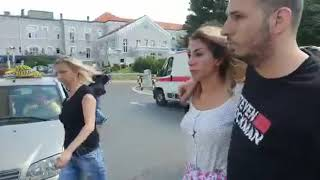Nadežda Biljić posle brutalnog prebijanja u Urgentom centru!