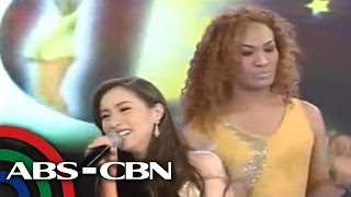 GGV: Cristine Reyes is 'No Other Dirty Woman'
