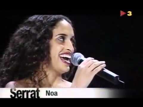Noa y Serrat cantan, Es caprichoso el azar