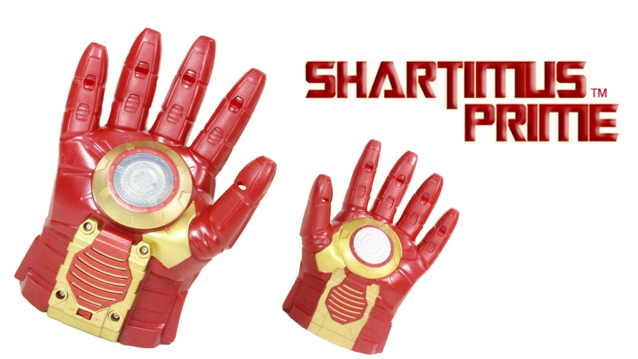 Marvel's Avengers Age of Ultron Iron Man Arc FX Armor