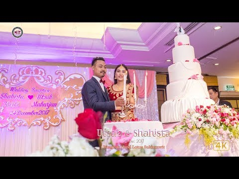 Bangkok Wedding Highlight Utsab & Shahista