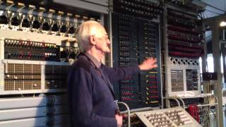 Bletchley Park - Colossus review with Tony Sale