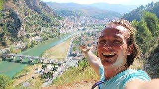 BERAT (Albania) la ciudad de las 1000 VENTANAS