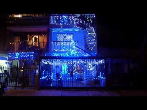 Cali ilumindada - Navidad 2009