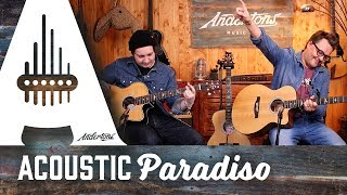 New PRS SE Angelus & Tonares Acoustic Guitars!