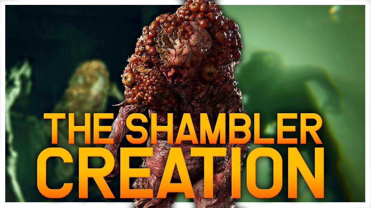 The Shambler Cordyceps Mutation Explained | What the Devs Didn't explain | Last of Us Part II (2)