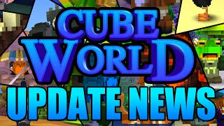 cube world update news 2 years later
