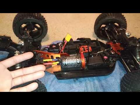 Cleaning Your RC Car or Truck Part 2