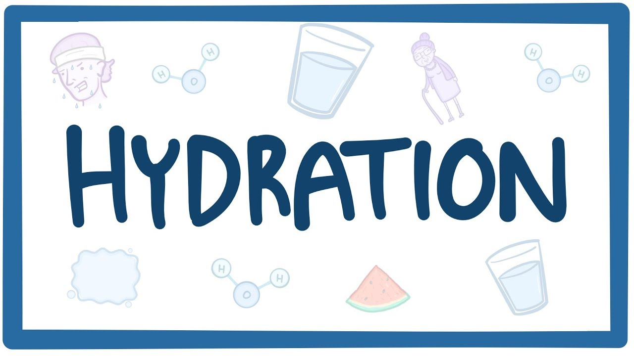 Image result for Hydrate, Hydrate, Hydrate!