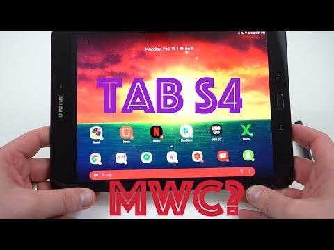 Samsung Galaxy Tab S4 Specs Leaked: iPad Competitor 2018?