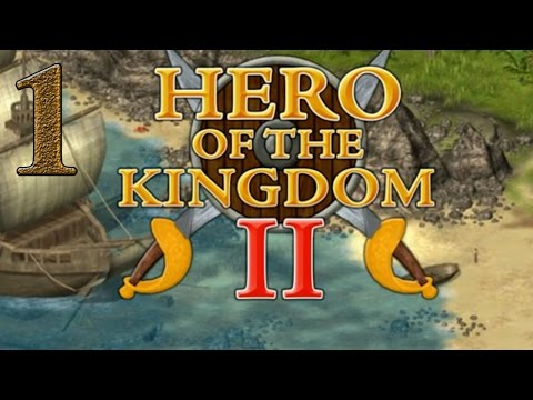 Hero of the Kingdom II прохождение 1