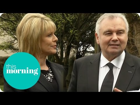 Eamonn And Ruth Pay Tribute To Denise Robertson   This Morning