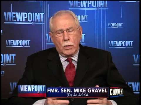 UFO Cover-up Fmr. Sen. Mike Gravel speaks out